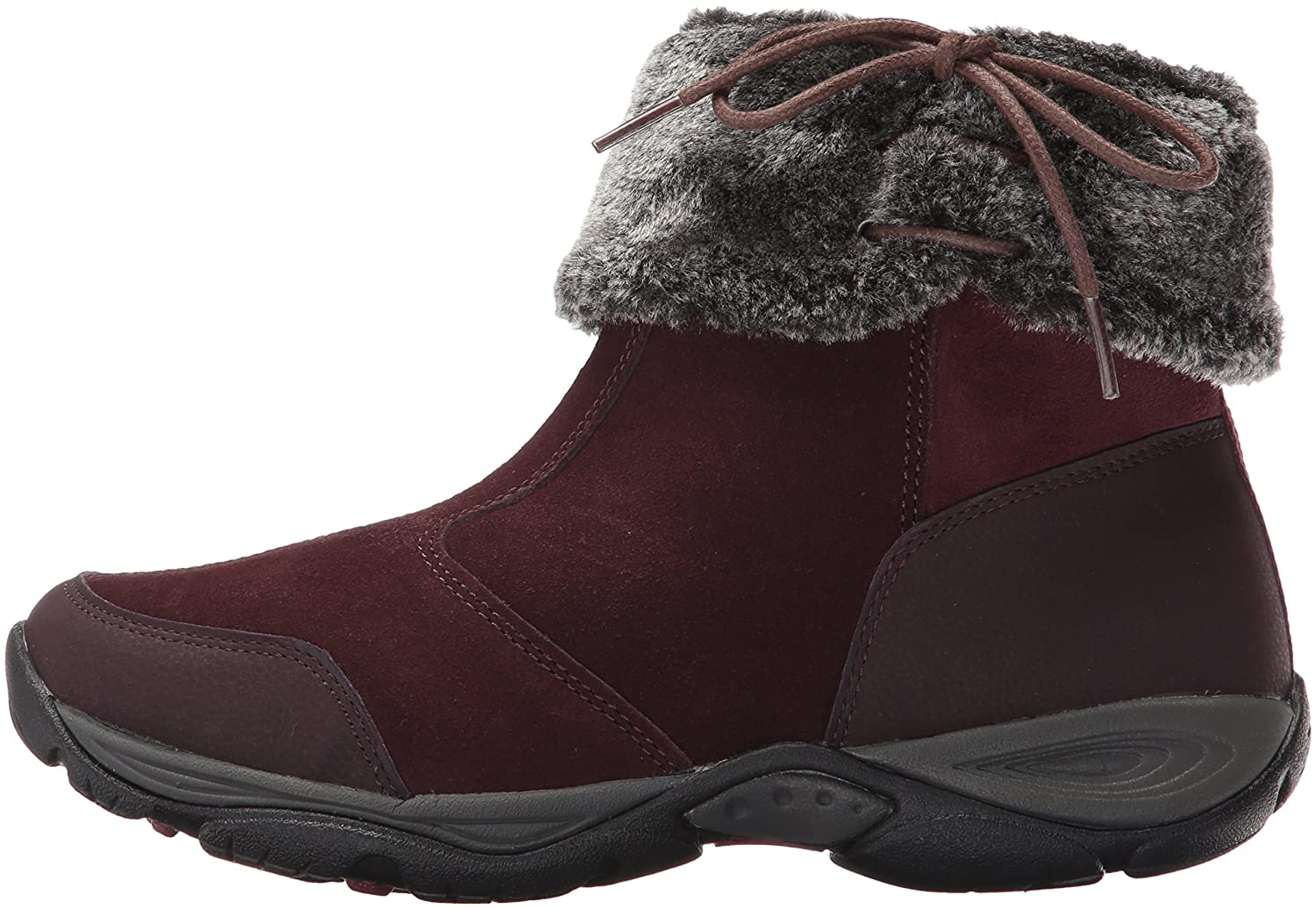 Easy Spirit B01JSJ79KC Women's Elementa Ankle Bootie B01JSJ79KC Spirit 11 B(M) US|Dark Purple 9f0b8a