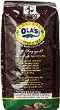 Ola's Exotic Super Premium Coffee Organic Fair-Trade Yirgacheffee AA Whole Bean Coffee, 32-Ounce Bag