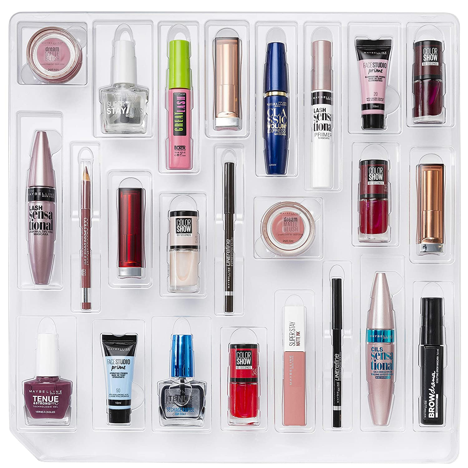 Maybelline Adventskalender 2019 Inhalt