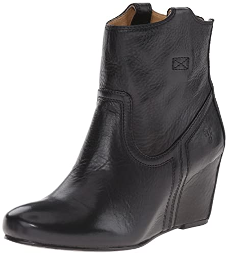 FRYE Women s Carson Wedge Bootie Boot 8f0d8deb4