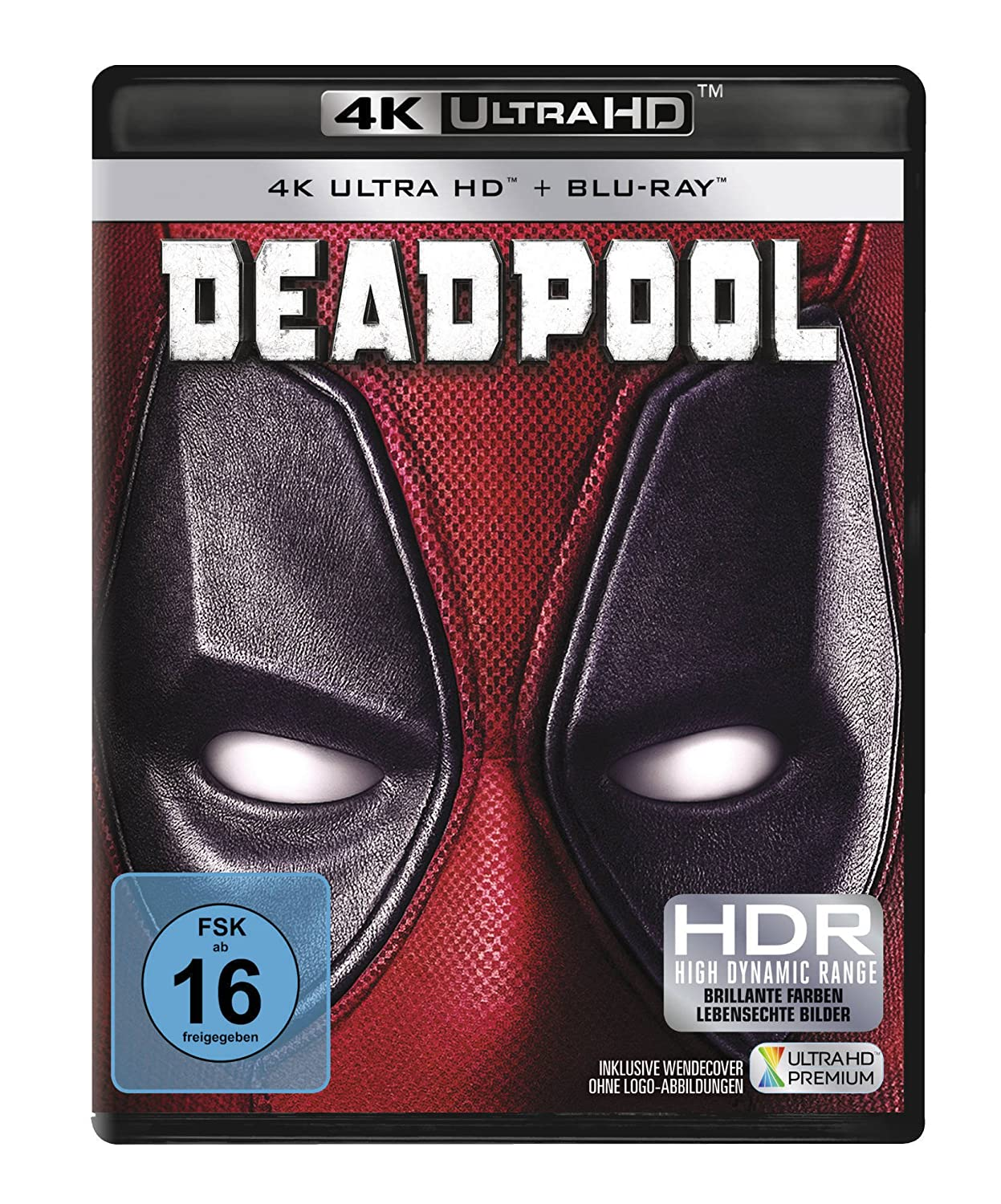 [amazon.de] Deadpool 4k um 19,55€ anstatt 23€