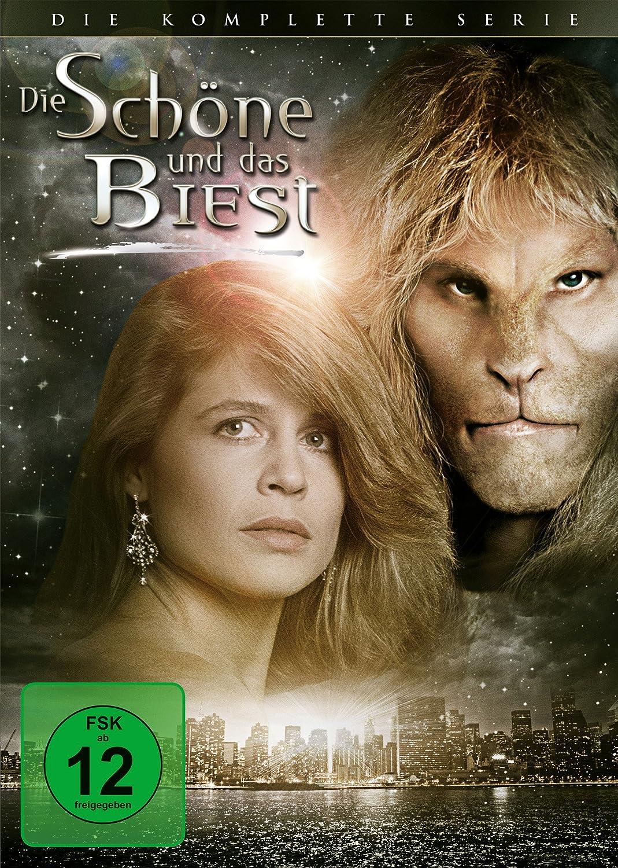 Die Schöne und das Biest - Die komplette Serie 15 Discs ...