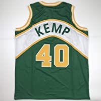 $49 » Unsigned Shawn Kemp Seattle Green Custom Stitched Basketball Jersey Size Men's XL New No Brands/Logos