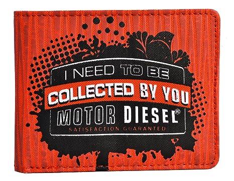 Cartera juvenil de hombre serigrafiada motor diesel color ...