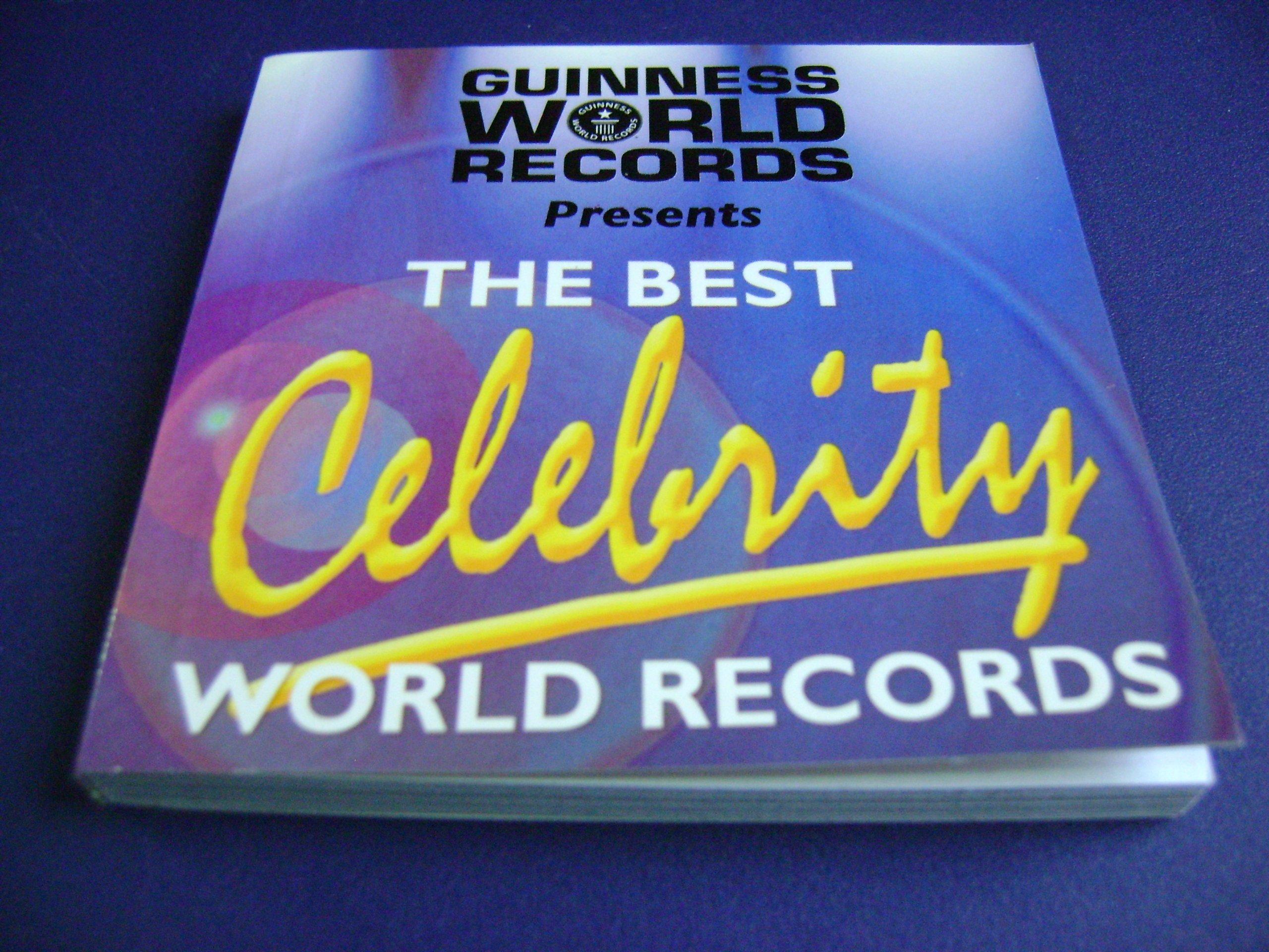 Best Celebrity World Records PDF
