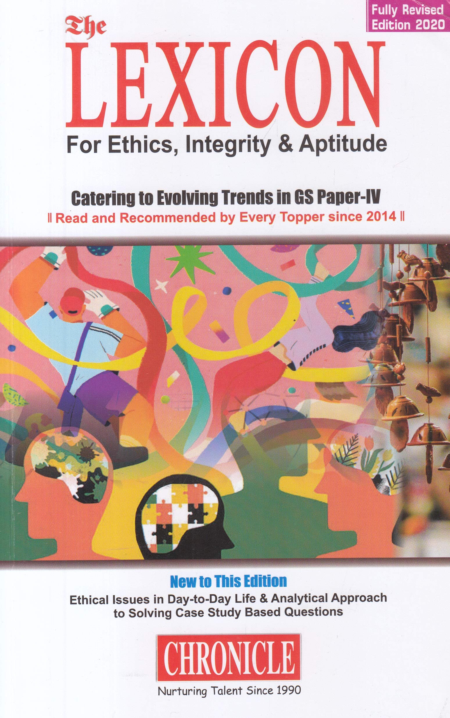 Lexicon for Ethics, Integrity & Aptitude for IAS General Studies – 6th Paper Edition 2020