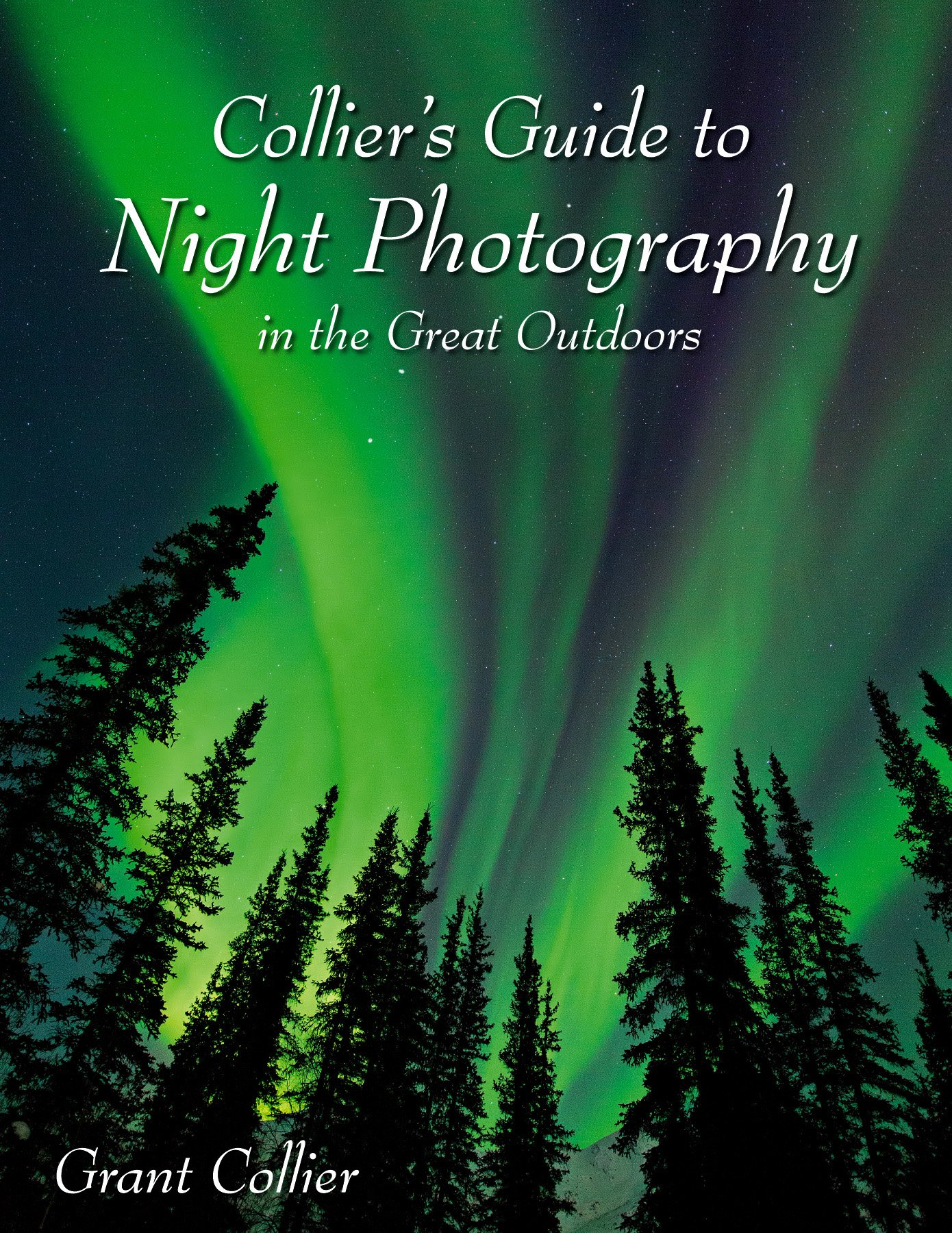 Colliers Guide Night Photography Outdoors product image
