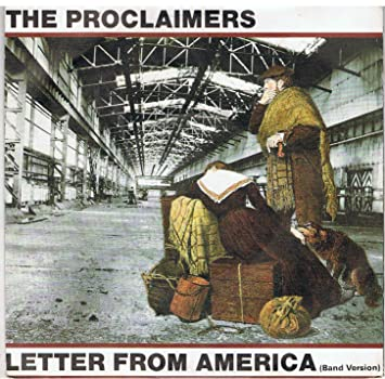 The Proclaimers   Letter From America   Amazon.Music