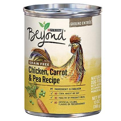 purina beyond wet dog food