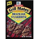 McCormick Grill Mates Brazilian Steakhouse Marinade, 1.06 oz