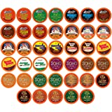 Two Rivers Chocolate Hot Cocoa Pods, Single Serve Variety Sampler Pack Compatible with 2.0 Keurig K-Cup Brewers, 40 Count - L