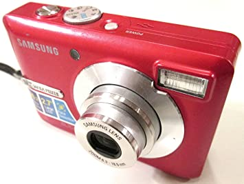 Samsung BL103 10 2MP 2 7-inch LCD Digital Camera- Red: Amazon ca