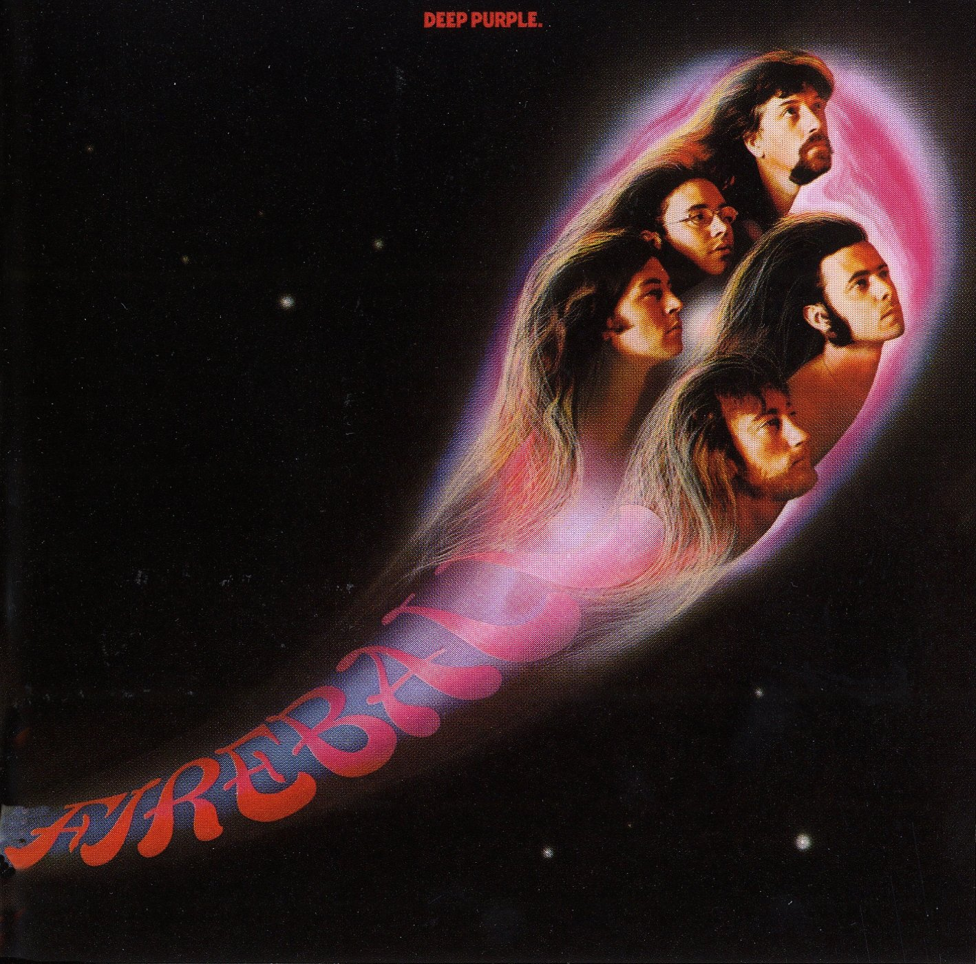 CD : Deep Purple - Fireball (CD)