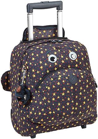 Kipling Big Wheely Bolsa Escolar, 36 cm, 16.5 litros, (Cool Star Boy): Amazon.es: Equipaje