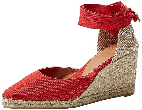 Castañer Joyce/8/Ss19001, Alpargatas para Mujer: Amazon.es: Zapatos y complementos