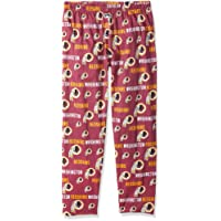 Zubaz NFL Washington Redskins - Pantalones Cómodos para Hombre, Talla M