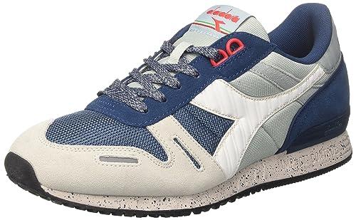 Diadora Titan Speckled, Zapatillas de Gimnasia para Hombre: Amazon.es: Zapatos y complementos