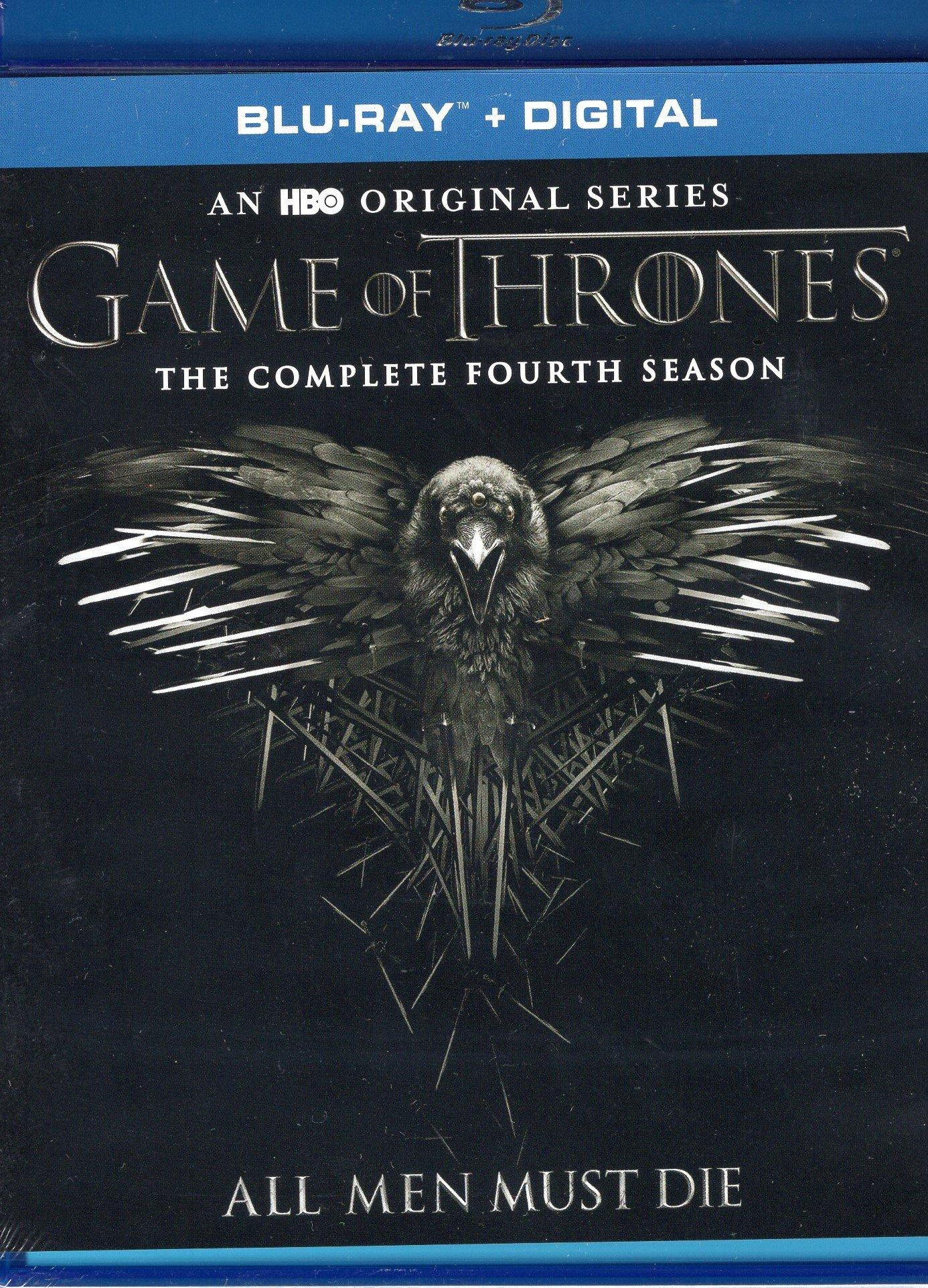 Blu-ray : Game Of Thrones: Season 4 (Boxed Set, Ultraviolet Digital Copy, Full Frame, Digital Copy, Subtitled)
