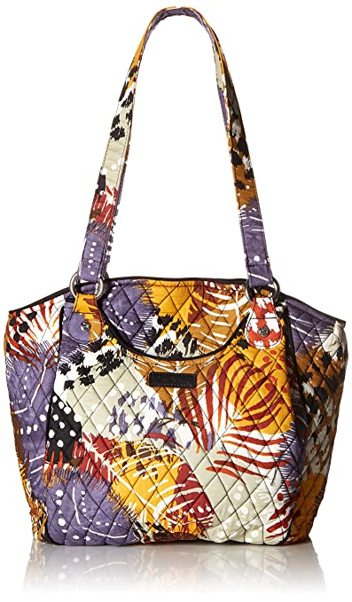 Vera Bradley Glenna Shoulder Bag, Signature Cotton
