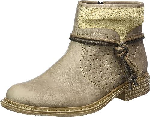 Rieker Damen Z2177 Kurzschaft Stiefel