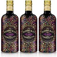 Vermouth Padró & Co Rojo Amargo - 3