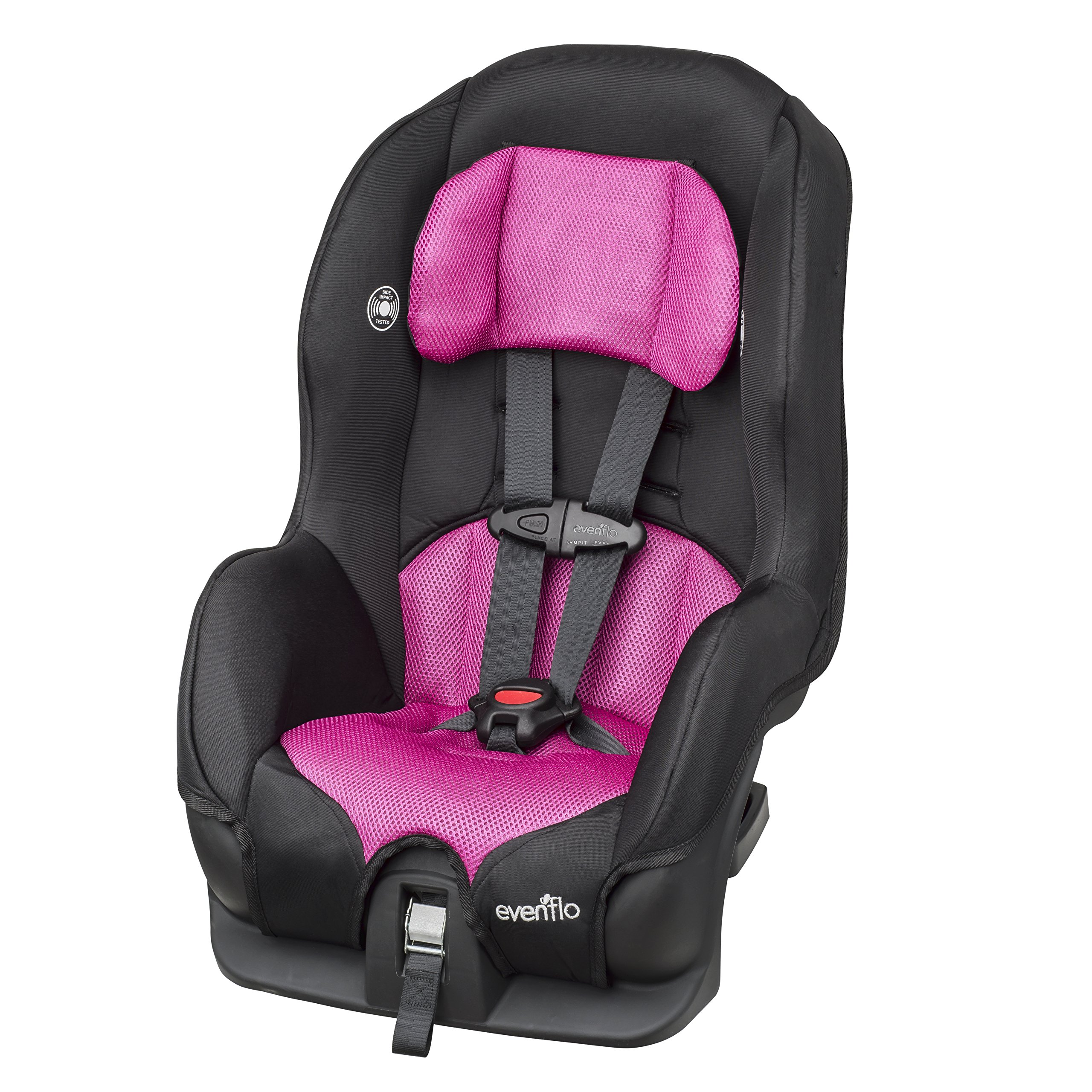 Amazon.com : Evenflo Tribute LX Convertible Car Seat - Neptune : Baby