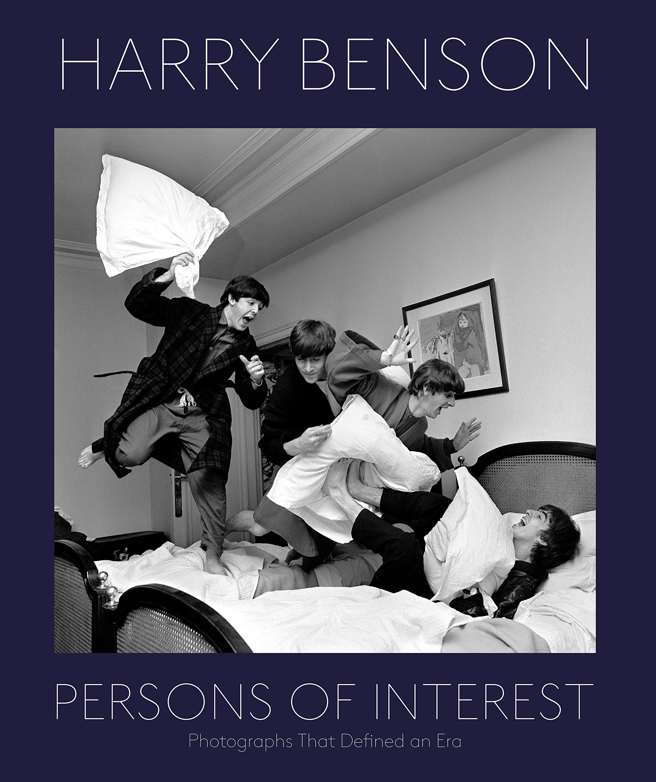 Download Harry Benson: Persons of Interest pdf