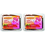 Emergen-C Dietary Supplement Drink Mix, Raspberry, 2Pack (50 Count)