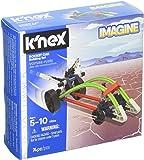 K'Nex KN17008 K'Nex - Stealth Plane Building Set