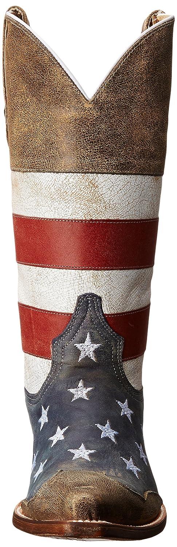 Roper Mens American Flag Western Boot