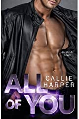 All of You: A MC Biker Romance (All In) Kindle Edition