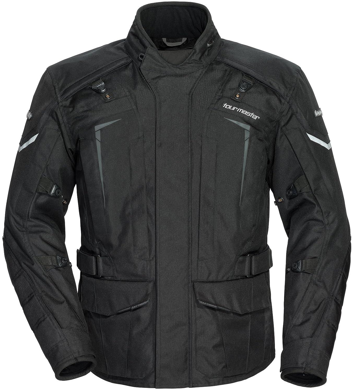 TourMaster Mens Transition Series 5 Jacket Black Small