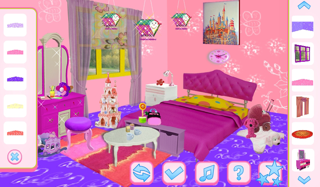 Amazon Com Princess Room Decoration Appstore For Android