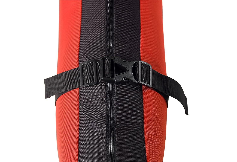 Amazon.com: Athletico Mogul - Bolsa acolchada para esquís ...