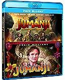 Pack: Jumanji (1995) + Jumanji: Bienvenidos A La Jungla [Blu-ray]
