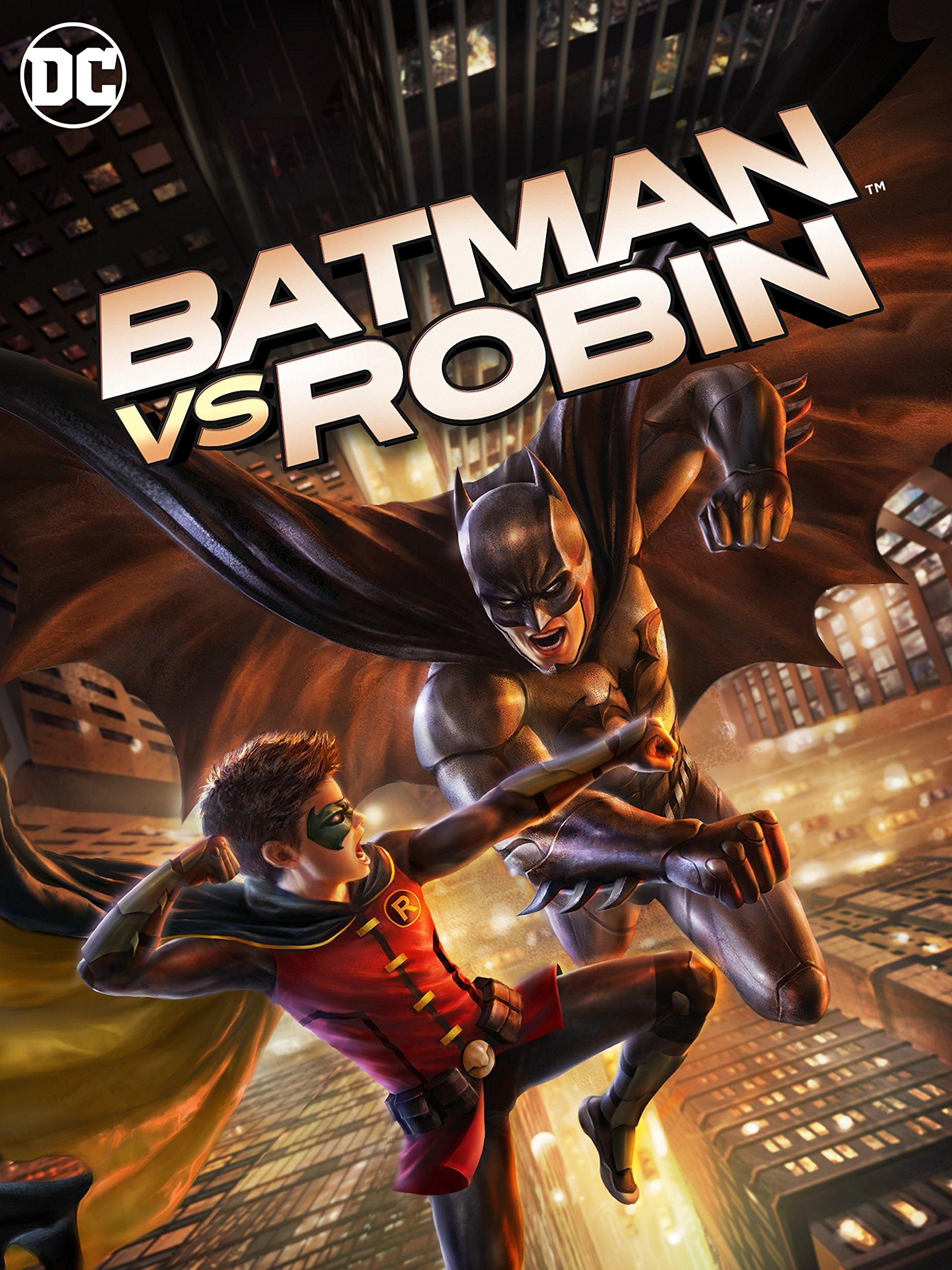 Amazon Prime Batman