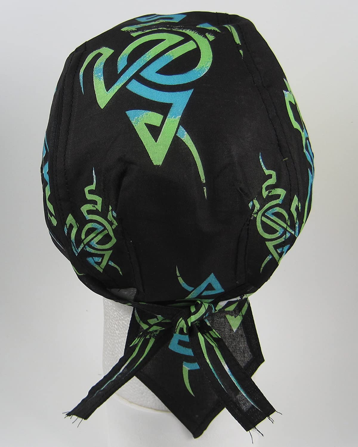 Fitted BANDANA Neon Tribal