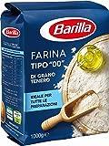 Barilla - Farina, di Grano Tenero, per tutte le preparazioni - 1000 g