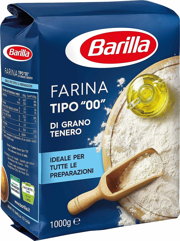 barilla - farina, di grano tenero, per tutte le preparazioni ... - Farina Arredo Bagno