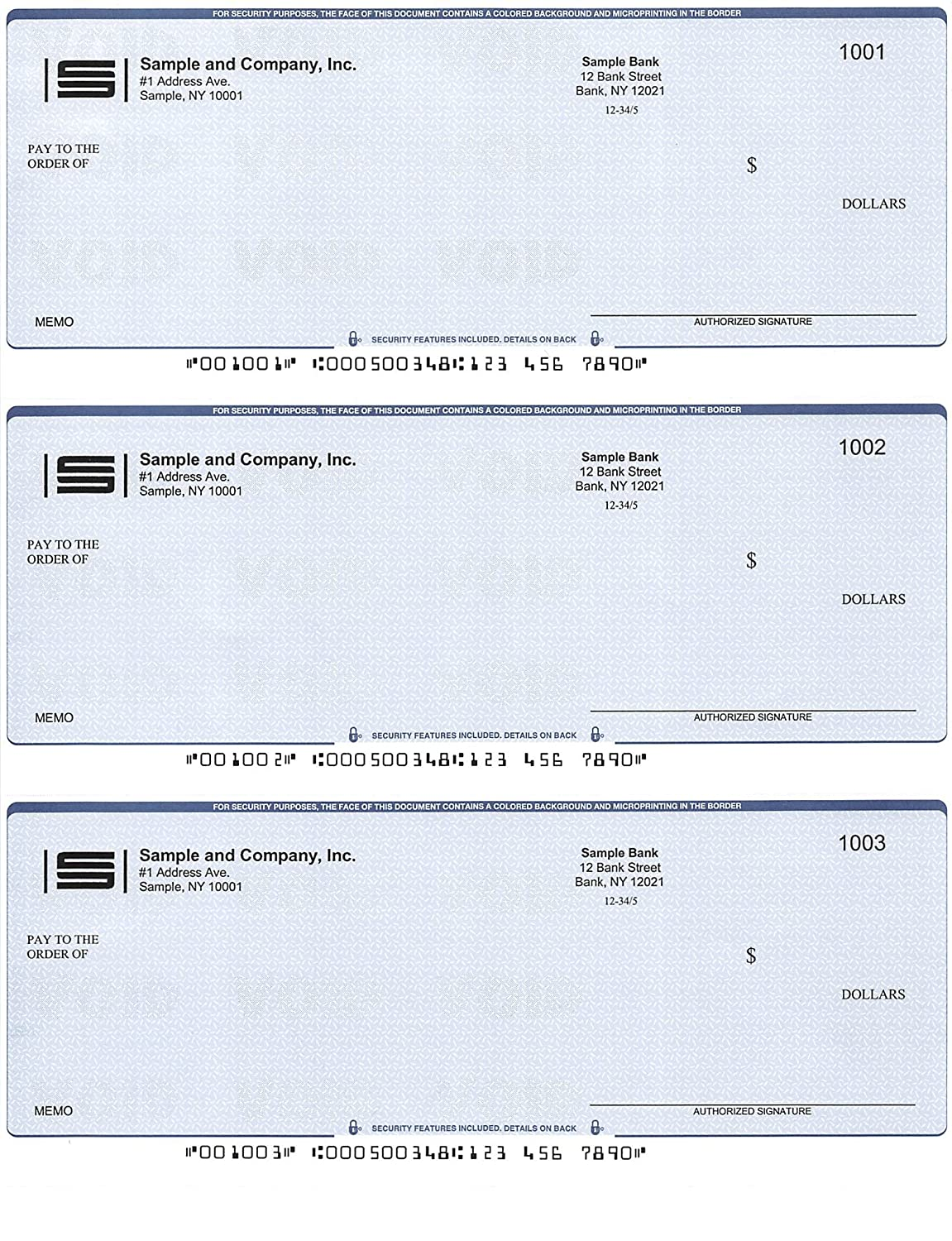 picture about Printable Checks for Quickbooks named Pc Assessments - 300 Posted Computer system Laser Tests - Place of work Common Tests - Suitable for QuickBooks