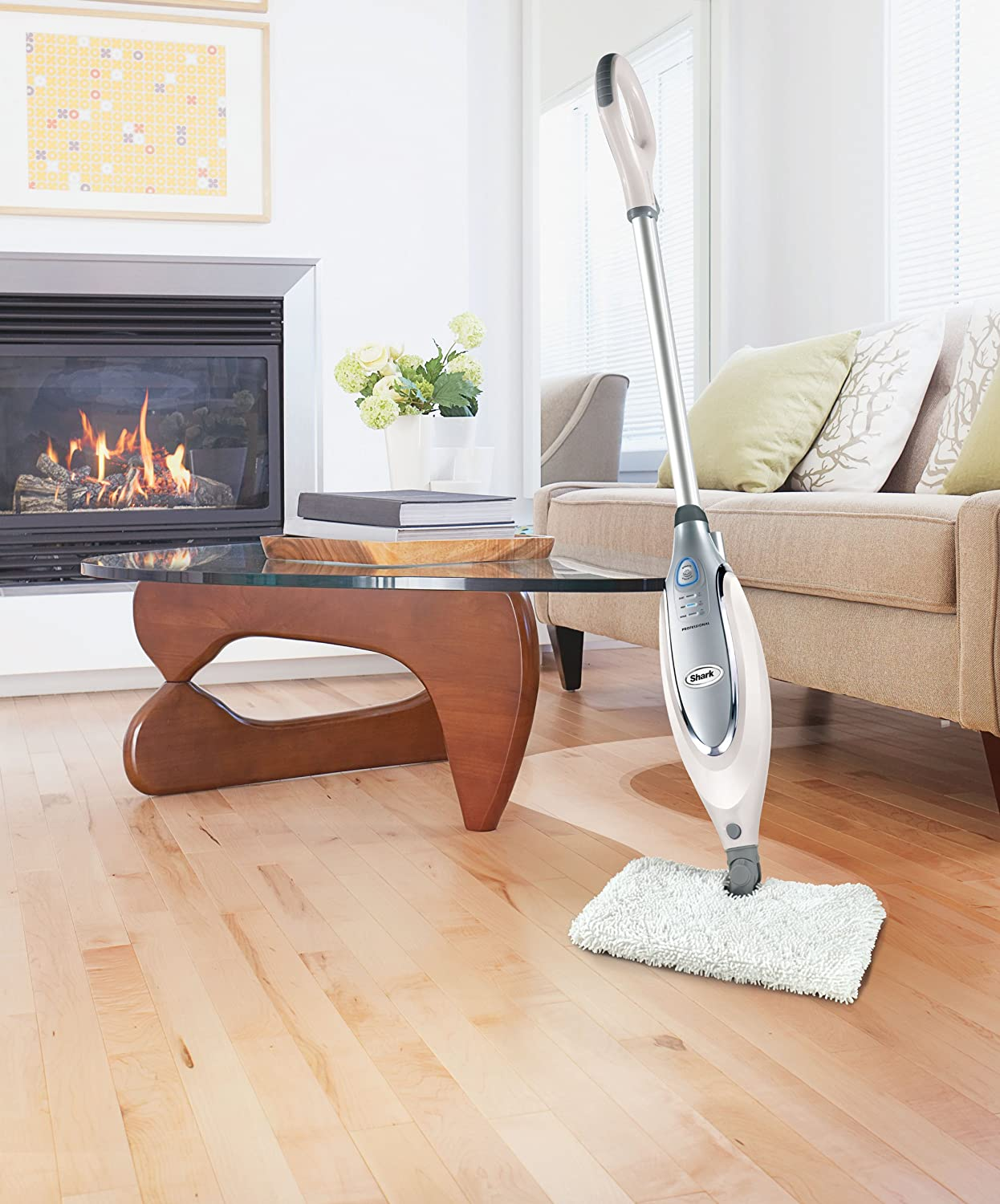Amazoncom Shark Professional Steam Pocket Mop S3601D Floor