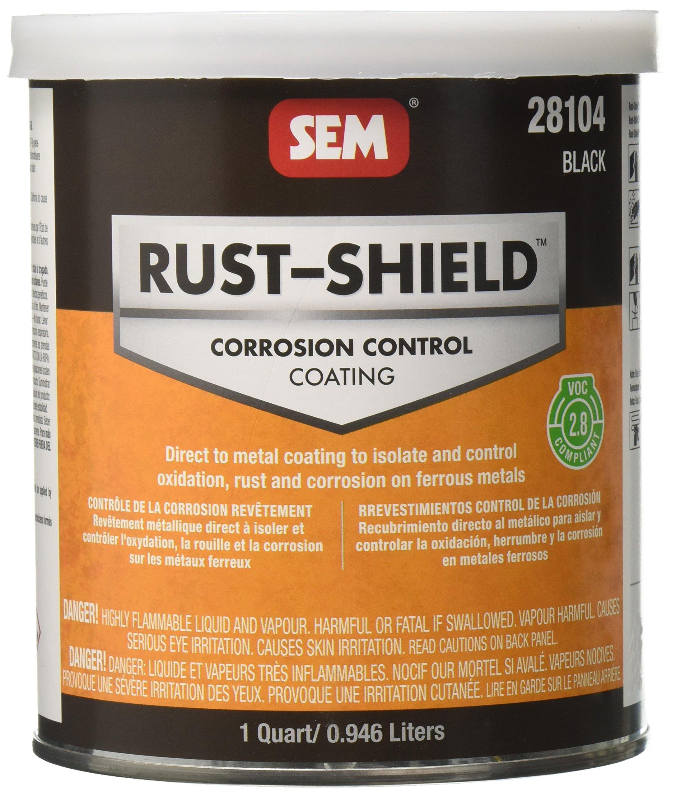 SEM 28104 2.8 VOC Rust Shield - 1 Quart