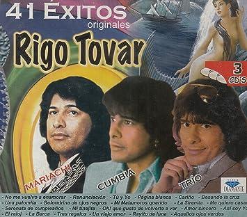 41 Exitos Originales: Rigo Tovar