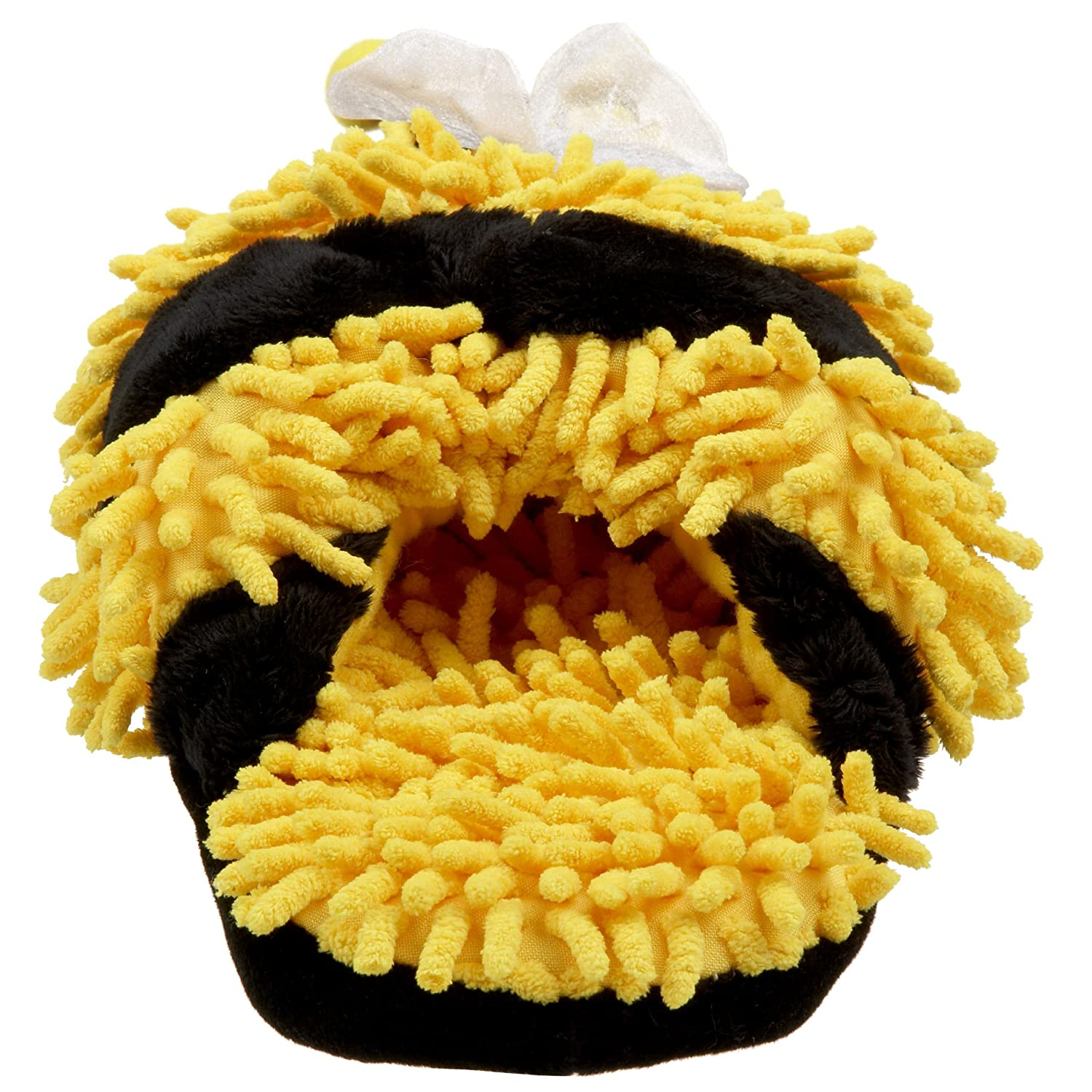 c3707788653829 Amazon.com  Fuzzy Friends Women s Bumble Bee Slipper