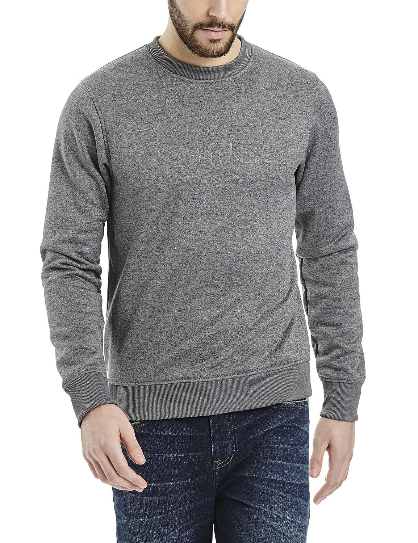 Bench–Lite rary Sweat Pullover BEO2X|#Bench BMEF0139