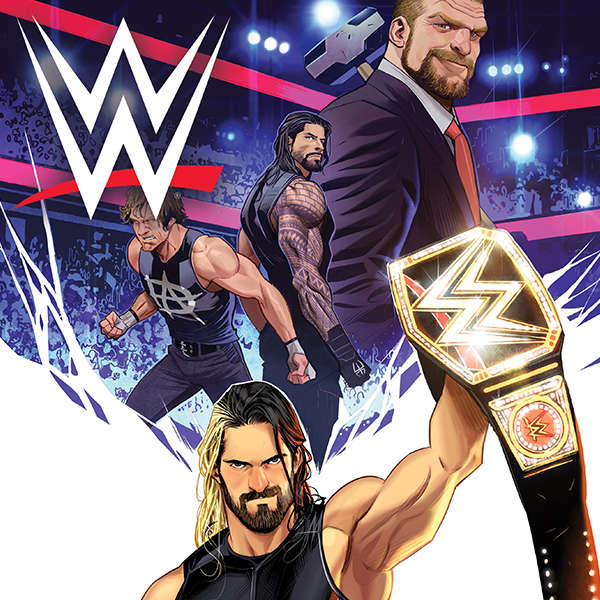 WWE (Issues) (27 Book Series)