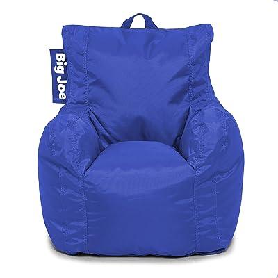 Big Joe Cuddle Chair, Sapphire Blue -: Kitchen & Dining