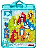 Mega Bloks Build and Match Animals (40 Pieces)