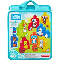 Mega Bloks Build and Match Animals Playset