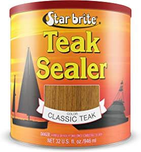 Star brite Teak Sealer - One Coat Formula